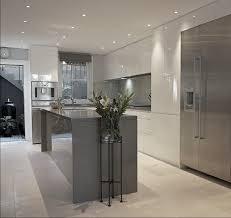 White Kitchen Idea Grey And White Kitchen Design Ideas Trendy Kitchen Interiors