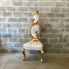 Italian Baroque Throne Chair High Back Reproduction Gold White Tufted Chair  Rental Events French Furniture French Chair Rococo Furniture Living Room High Back Sofa Fresh Baroque Chair Purple Italian Throne Reproduction Gold White Tufted 4 Available Pakistan Arabic Fniture French Baroque Queen Throne Sofa Chair View Wooden Danxueya Product Details From Foshan Danxueya Fniture Amazoncom Theodore Wing Kingqueen Queen Chairs Pair And 50 Similar Items 9 Highback Comfortable For A Trendy Modern Interior Black Leather Frame One Of Our New Products Pinterest Vulcanlyric 86 For Sale At 1stdibs