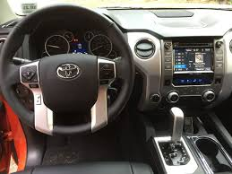On The Road Review: Toyota Tundra Double Cab Limited - The Ellsworth ...