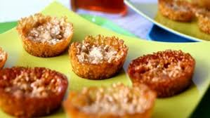baked canapes best baked recipes canapes food uk