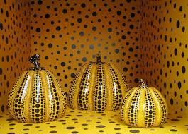 Yayoi Kusama Pumpkin Sculpture by Art File Parte 2 Yayoi Kusama Great Contemporary Japanese