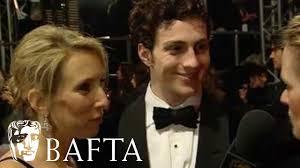 100 Taylor Wood Aaron Johnson Sam BAFTA Film Awards In 2010 Red Carpet