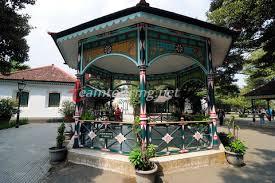 Salah Satu Bangunan Di Kompleks Kraton Yogyakarta