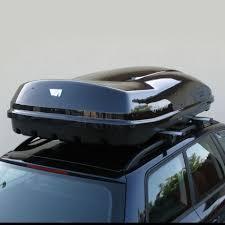 coffre de toit farad marlin f3 680l noir métallisé