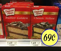 Duncan Hines Classic Cake Mix Just 69¢ With Publix Digital Coupon