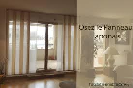 rideaux de sur mesure rideau voilage stores d interieur panneaux japonais sur mesure