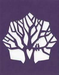 paper cutting – The Secret Life of Daydreams