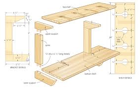Wooden Toy Box Plans Free Download by Wineglass Display Shelf U2013 Canadian Home Workshop