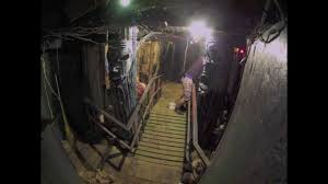 Haunted Hayride 2014 Ontario by A Look Inside The Haunted Barn Demolition Youtube