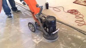 grinding thinset removal after tile demolition youtube