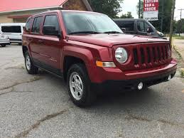 2012 JEEP PATRIOT 4X4 $ 7,950 | WE SELL THE BEST TRUCK FOR YOUR BUCK!