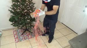 Saran Wrap Xmas Tree by 10 Super Evil Christmas Gift Pranks You Can Do This Holiday Season