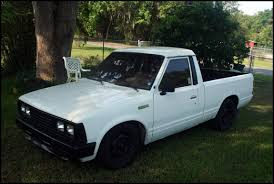 100 1985 Nissan Truck FS 720 Located In Orlando Tampa Racing