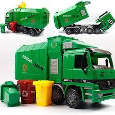 100 Garbage Truck Kids Amazoncom SHANDP Children Toys Inertia