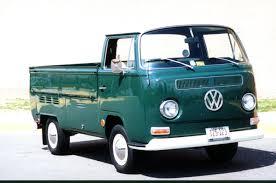 100 Volkswagen Truck 1969 Transporter Functional Pickup Ag News