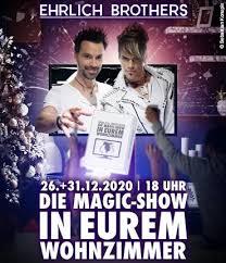 s promotion präsentiert die magic show in eurem wohnzimmer