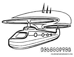 Impressive Helicopter Coloring Pages Awesome Design Ideas