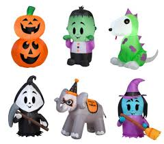 new halloween inflatables at walmart only 14 97