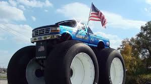 Bigfoot 5, World's Tallest Pickup Truck - Home Of Bigfoot Monster ...