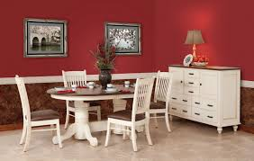 5 Piece Oval Dining Room Sets by Funiture Amish Furniture For 5 Pieces Dining Room Set With Oval