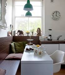 View In Gallery Flea Market Chic Style For The Eclectic Dining Space
