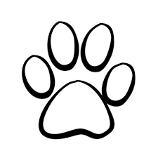 Clipart Paw Print Many Interesting Cliparts