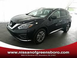 2018 Nissan Murano SL For Sale | Greensboro NC |