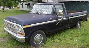 100 1979 Ford Trucks F150 Pickup Truck Item K7373 SOLD June 15 Veh