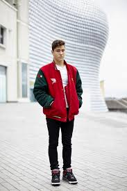 If You Dont Fancy Trawling Second Hand Stores For A Vintage Find Then Pick Up New Baseball Jacket More Modern And