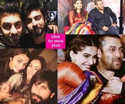 Ranbir Kapoor Shahid Kapoor Sonam Kapoor – 5 best Instagram pics