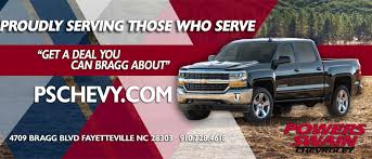 New Chevrolet & Used Car Dealership In Fayetteville, NC - Powers ... Fayetteville Dogwood Festival Nc Cars For Sale In 28301 Autotrader Used Trucks Less Than 1000 Dollars Autocom Chevrolets Self Storage Units Storesmart Selfstorage New 2019 Ram 1500 Rebel Crew Cab 4x4 57 Box For Ford Dealer Lafayette Canam Outlander Max Xtp 1000r Atvtradercom Dps Surplus Vehicle Sales 2014 Caterpillar 740b Articulated Truck Sale Cat Financial