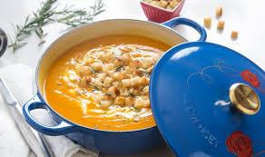 cuisine du jour pumpkin soup du jour