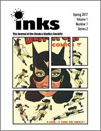 INKS Vol 1 Number Cover The Comics