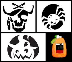 Minion Pumpkin Carvings Patterns by Martha Stewart Pumpkin Carving Tip Stencil Designs Onto Your