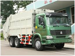 100 Garbage Trucks In Action Compression Truck Nigerian Sinotrucks Limited