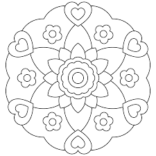 Free Printable Mandala Coloring Pages 10 Meditaciones