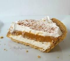 Mccormick Pumpkin Pie Spice Nutrition Facts by No Bake Pumpkin Pie Recipe Delicious Layered Goodness Thrifty