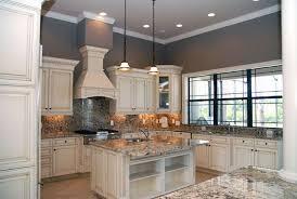 Enchanting Off White Kitchen Cabinets Fantastic Interior Design
