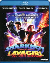 The Adventures Of Sharkboy And Lavagirl Blu Ray