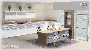 sims 3 updates simcredible designs vivara kitchen at
