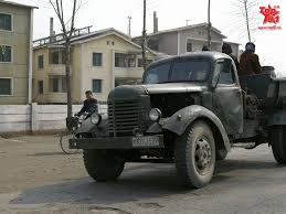 100 Wood Gasifier Truck China Defense Blog North Koreas Woodburning Military Trucks