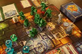 DD Board Games Super Dungeon Explore Forgotten King
