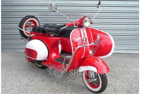 Sold Vespa 150cc Scooter With Sidecar Auctions