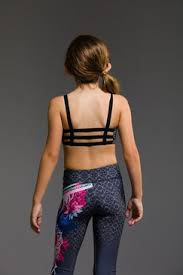Activewear And Yoga Apparel For Kids