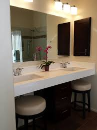 Ada Bathroom Counter Depth by Master Bath Vanity With Ada Accessible Roll Under Style Sink Base
