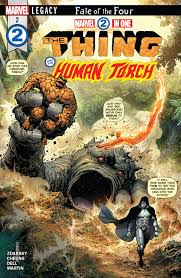 100 Two In One Marvel Comics Legacy Marvel 2 Spoilers Fantastic Four