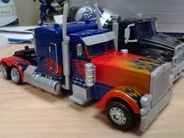 Truck Trailer: Optimus Prime Truck Trailer