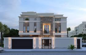 100 Modern Design Of House Classic Exterior Dammam KSA