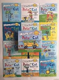 pete the cat books pete the cat childrens books box set i can read phonics learn to
