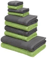 my home handtuch set afri mit tollen farbkombinationen